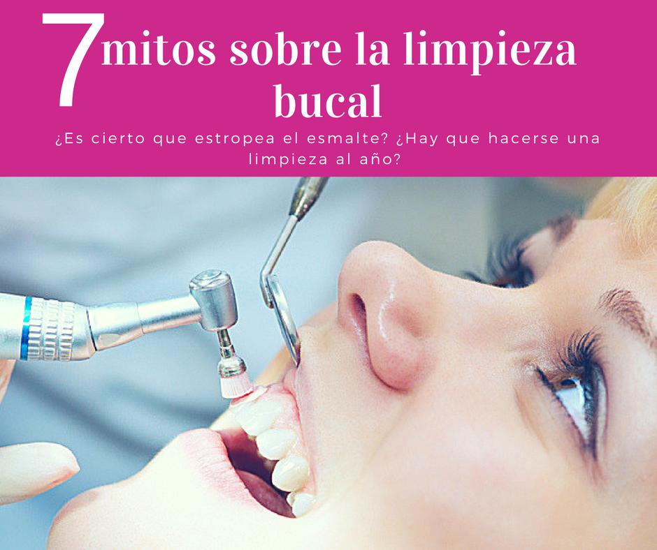 7 mitos sobre la limpieza bucal que te sorprenderán