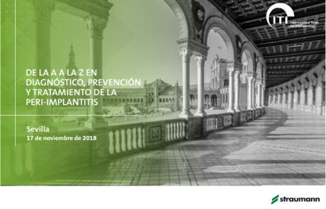 La Dra. Margarita González asiste a un curso de Periimplantitis