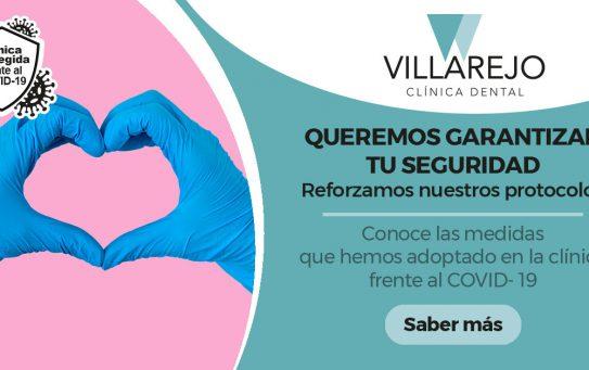 PROTOCOLO FRENTE A LA COVID-19 DE CLÍNICA DENTAL VILLAREJO